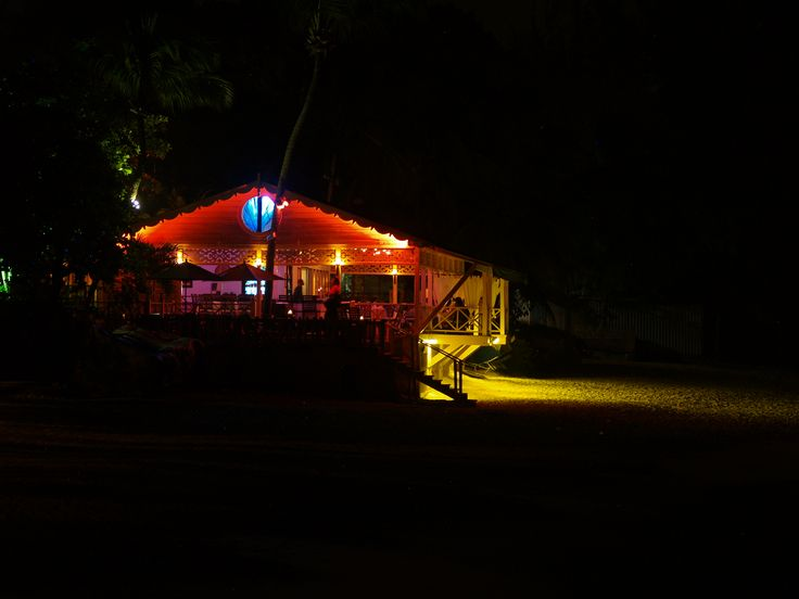 Mullins Beach Bar and Restaurant