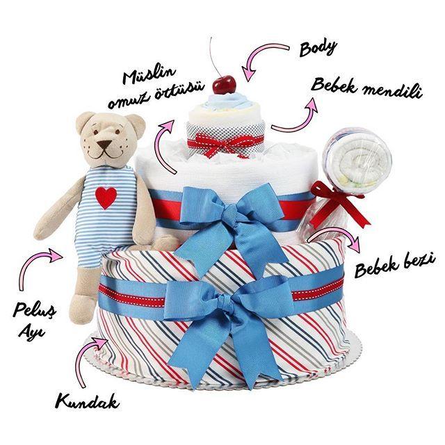 Müslin omuz örtüsü, peluş ayı, bebek mendili ve daha neler var neler! Hepsi babymuu.com'da ❤  Soru ve siparişleriniz için bize DM'den ulaşabilirsiniz. #babymuu #bezpasta #diapercake #peluşayı #lolipop #bebek #bebekhediyesi #❤ #cute #gift #bear #yenidoğan #newborn #dailygift #baby #babyshower #handmade #kadıköy