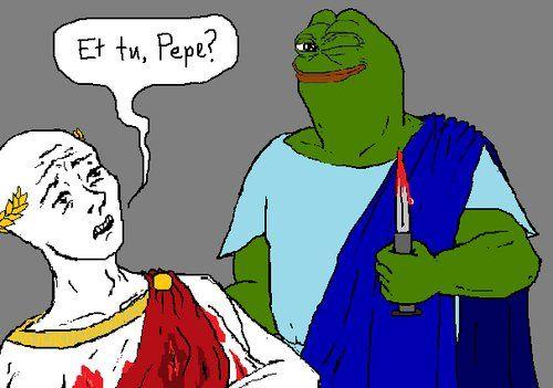 Shakespeare pepe