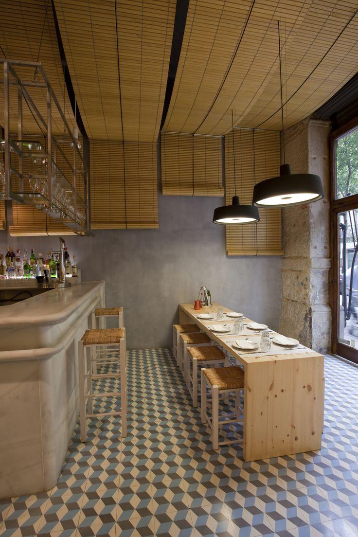 1000  ideas about restaurant interior design on pinterest ...