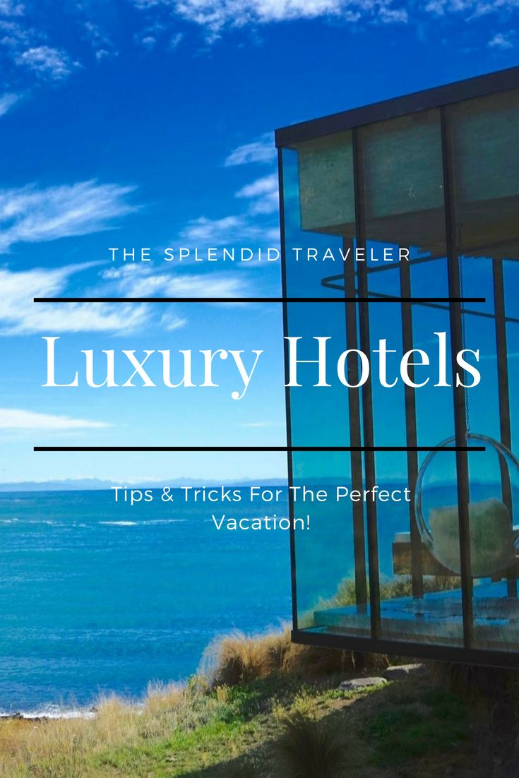 The Splendid Traveler can secure perks, upgrades, resort credit, breakfast, and other amenities, at these hotels.