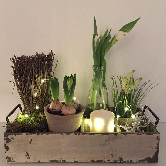 Die 25+ Besten Ideen Zu Eingang Tischdekorationen Auf Pinterest ... Deko Selbermachen Eingang