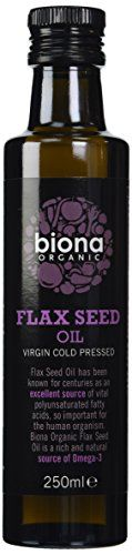 cooking oil Biona Organic Flax Seed Oil 250 ml (Pack of 2) Biona http://www.amazon.co.uk/dp/B0062Y6FKW/ref=cm_sw_r_pi_dp_w18Ovb15M9GJ7