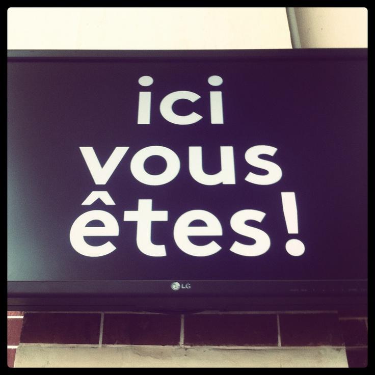 Ici vous êtes !   #Ici et/ou #ailleurs cc @_omr  #fens2012 #communication des institutions culturelles - 104