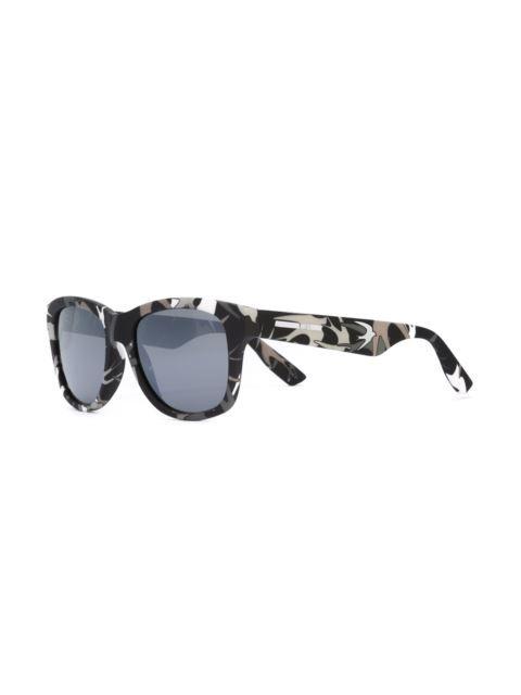 McQ Alexander McQueen Swallow Swarm print sunglasses
