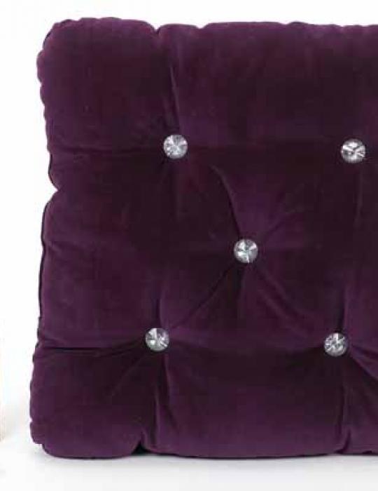 Jewel Cushion Seat Pad