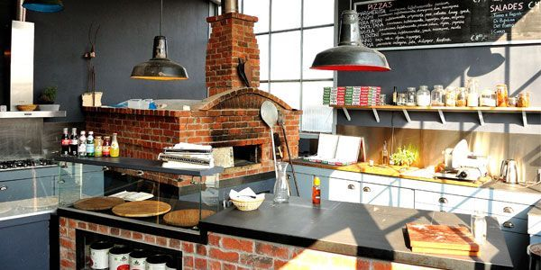Kebec Microbakery, a small hidden pizzeria at the NDSM Wharf in Amsterdam (tt melaniaweg 12) http://kebec.nl/