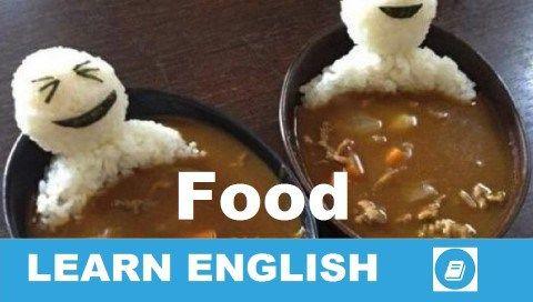 E-Angol szókincs - Ételek 2. rész