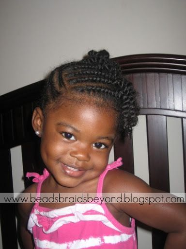Baby Hair Braiding Styles Beads Braids And Beyond Diva Spotlight Anisah  Hair .