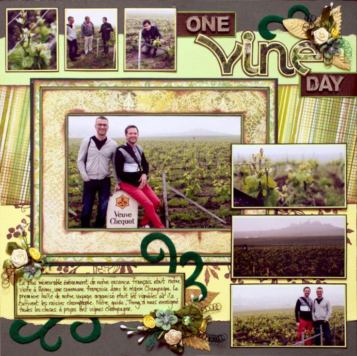 One Vine Day - Scrapbook.com
