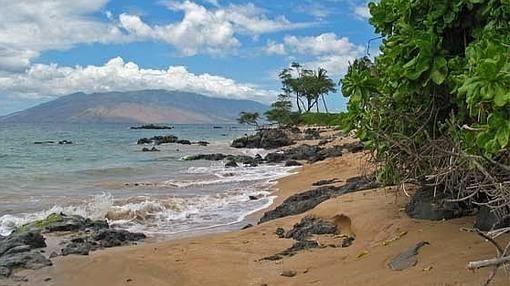 Kihei Beach, en Maui