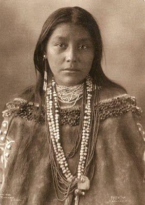 UNITED STATES (Oklahoma / New Mexico) - The Chiricahua Apache Nation - Hattie Tom