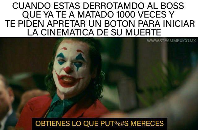 Steammexico Mx Steammexico Comunidad Steam Mexico Www Steammexico Mx Joker Meme Joker Memes