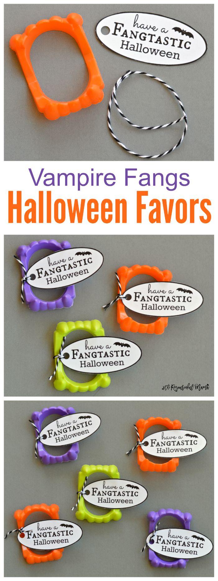 Best 25+ Halloween favors ideas on Pinterest   Halloween party ...