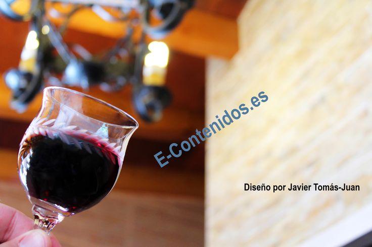 Transmite los beneficios del vino para la salud mediante marketing de contenidos.