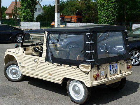 CITROEN MEHARI cabriolet Beige occasion - 12 800 € - 48 920 km - vente de voiture d'occasion - Motorlegend