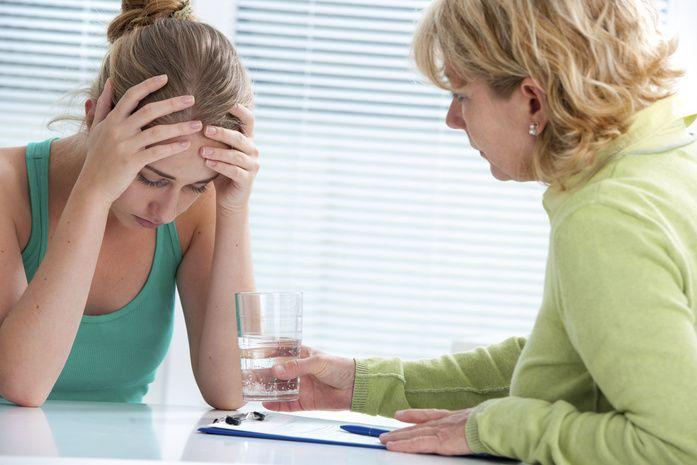 Как бороться с подростковыми неврозами