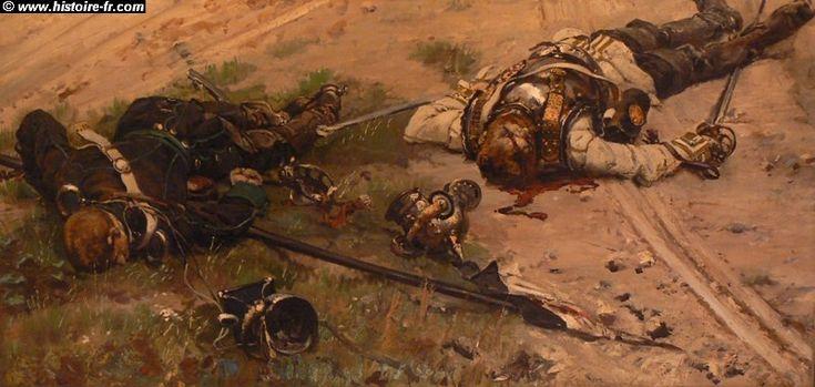 La guerre franco-prussienne sous le second Empire (1870)