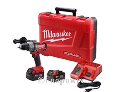 MILWAUKEE Power Tool Batteries, Chargers, Drils