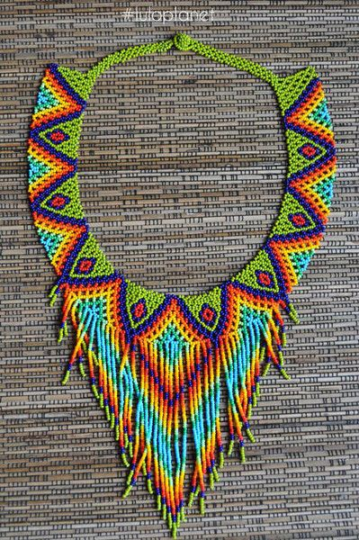 **If you like to stand out** and at the same time appreciate the intricate craftsmanship and workload during the creative process **luloplanet has something special for you **- indigenous...