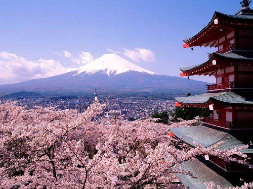 Mt. Fuji (Fuji-sama)