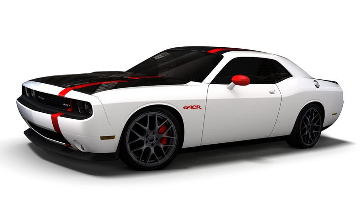 Hardcore Dodge Challenger SRT8 ACR