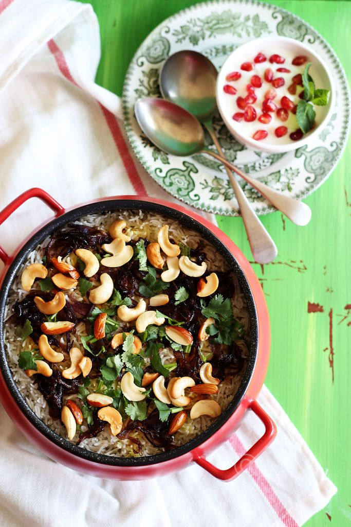 Monsoon Spice   Unveil the Magic of Spices...: Hyderabadi Vegetable Dum Biryani Recipe   How to make Veg Biryani