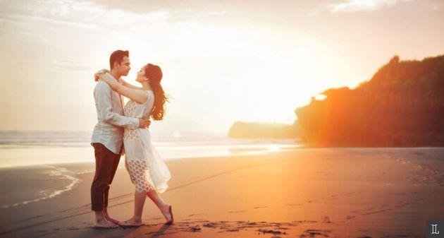 wedding foto | Konsep Tema Foto Prewedding Outdoor Raffi Ahmad – Nagita dan Artis ...