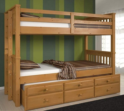 17 Best images about Bunk Beds on Pinterest