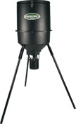 Feed Deer with the Moultrie Tripod Game Feeder
