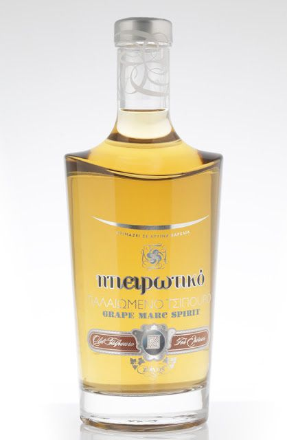 Epeiroticon Tsipouro on Packaging of the World - Creative Package Design Gallery