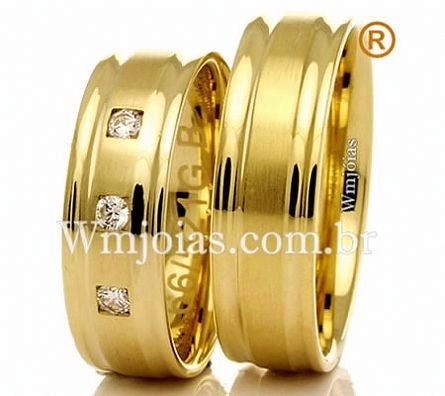 Alianças de casamento Wedding ring