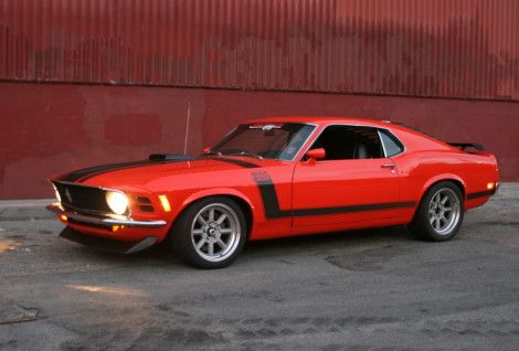 1970 Ford Mustang Boss 302 http://classic-auto-trader.blogspot.com