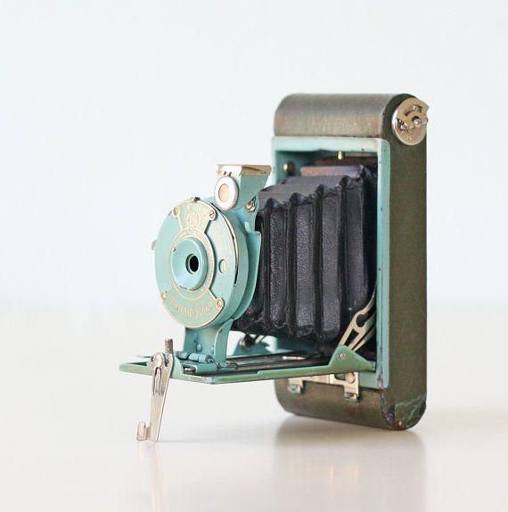 Kodak Petite Camera by bellalulu on Etsy, $88.00