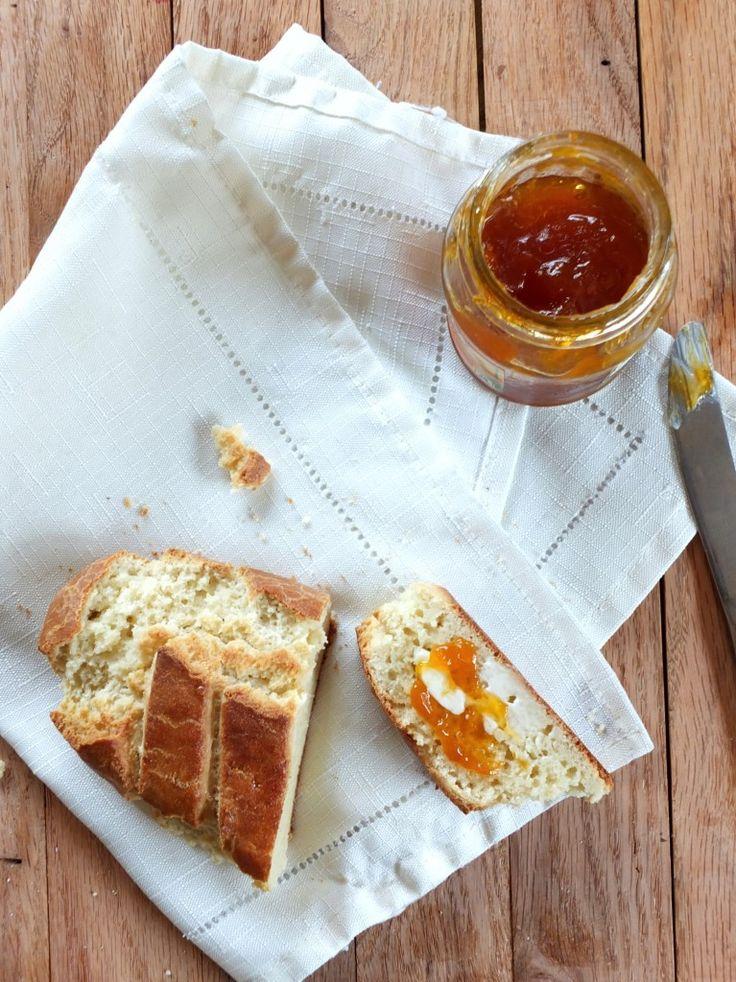 Paleo ropogós kenyér |  Főzzük Up Paleo