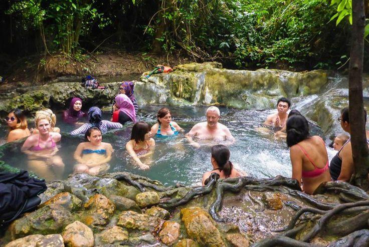 Hot springs, Krabi Thailand 🗺 🚗 🚌 ✈️ …