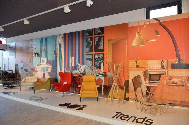 Apertura Caparol Center Dimarcolor. Vivere il colore a Montesilvano, Pescara. Progetto e realizzazione Krea Allestimenti