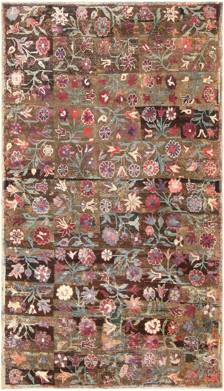 1000 Ideas About Floral Rug On Pinterest Rugs Area