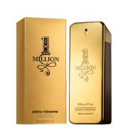 Paco Rabanne 1Million for Him Eau de Toilette Representing luxury, wealth and power, Paco Rabanne 1 Million Eau de Toilette is every mans fantasy. Opening with top notes of sparkling grapefruit, mint and blood mandarin, the fragrance moves into a http://www.MightGet.com/march-2017-1/paco-rabanne-1million-for-him-eau-de-toilette.asp