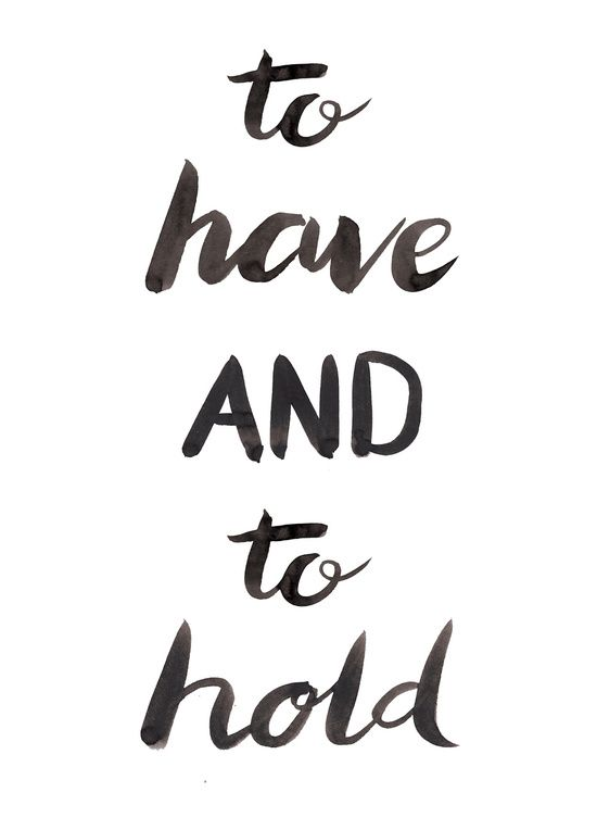 Society6 'To Have and to Hold' Art Print $18