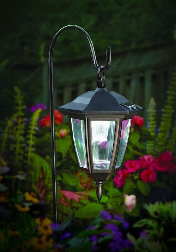 Maggift Lantern Outdoor Shepard Path Hanging Solar Lights 2