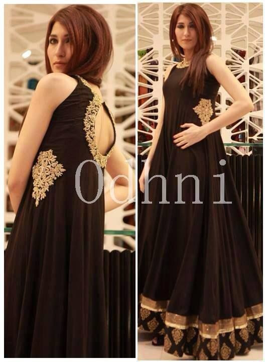 Semi-formal dress collection 2013 for women by Odhni1