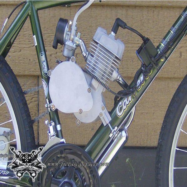 219,25€ - ENVÍO GRATIS - Kit Bicicleta Motorizada Motorización de Bicicleta 80cc 2 Tiempos Kit Completo