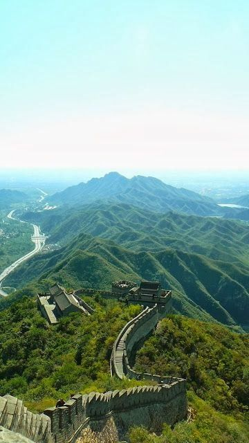 The Great Wall of China#TravelSavings #Adventure  #TravelTips http://www.worldtraveltribe.com/travel-savings/