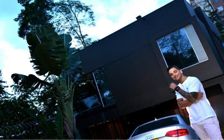 Maluma nos mostró su casa #Casa #Apartamento #Arriendo #Compra  metrocuadrado.com