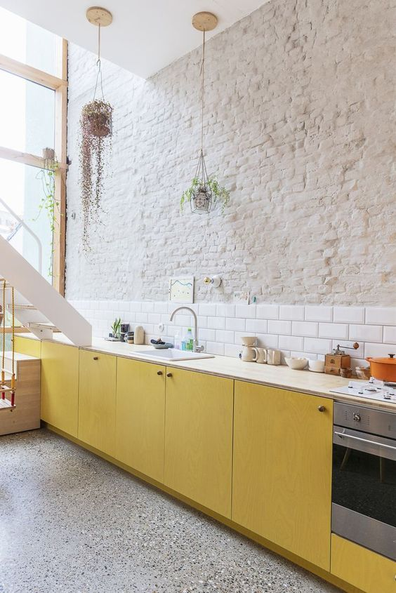 Yellow Ochre is The It Color Of The Summer
