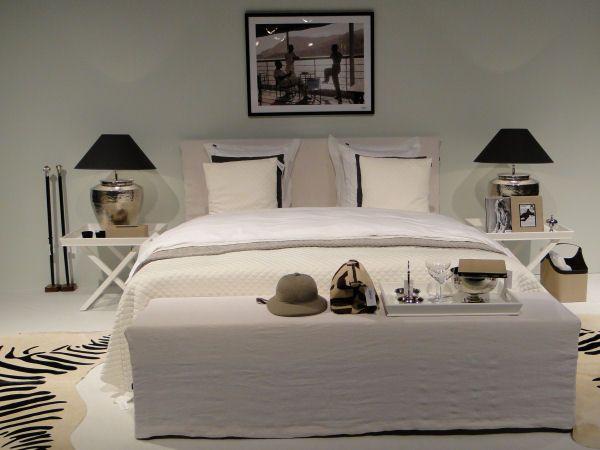 Slaapkamer inspiratie tijdens meubelbeurs brussel 2013 for Interieur inspiratie slaapkamer