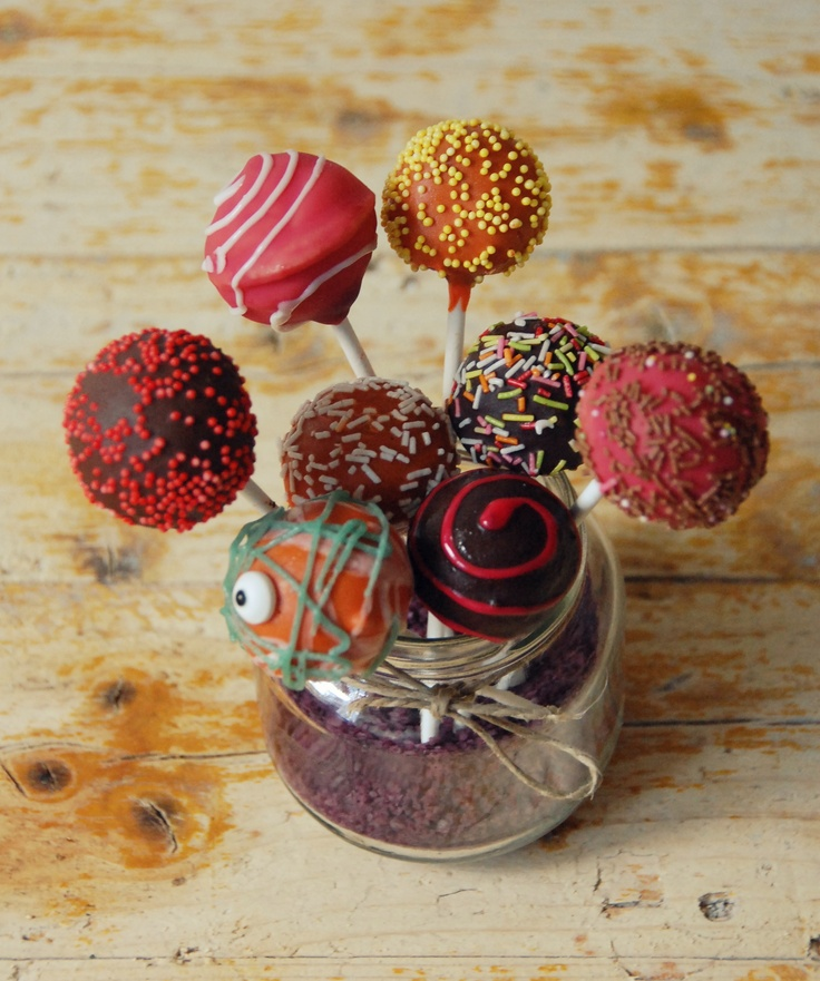 Cake Pops Party!