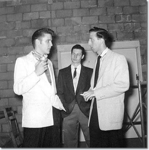 Arena: San Diego: April 4, 1956