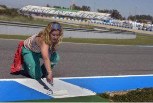 Fórmula 1 Rosa: Sin los Test de Jerez
